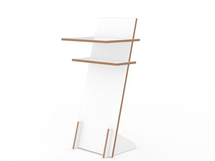 Elegant Lackiertes PC Schrank PULT by Tojo M bel Design Alexander Schenk