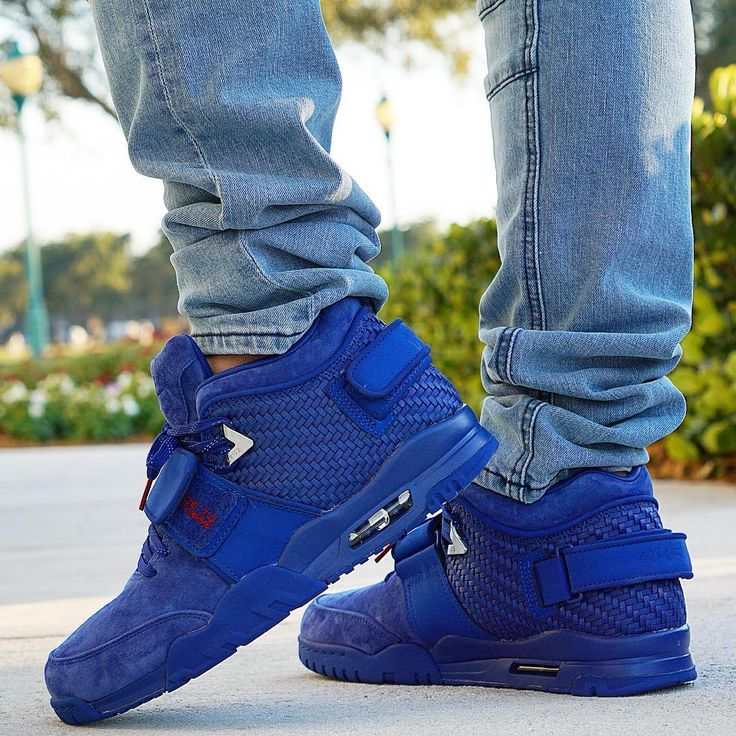 "Nike Air Trainer Cruz Premium ""Rush Blue"""