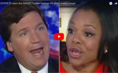 Tucker WRECKS Lawyer Who Argues Voter ID Laws Are Racist