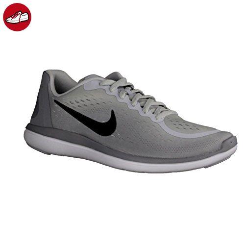 Nike Flex 2017 RN (GS) 904252-001 - Kinderschuhe Teens Mädchen Gr. 25 - 42, Grau - Nike schuhe (*Partner-Link)