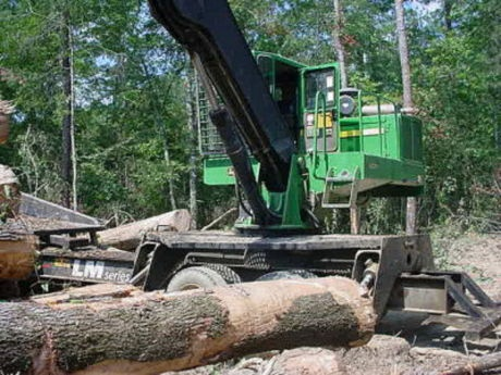 Logging Equipment For Sale