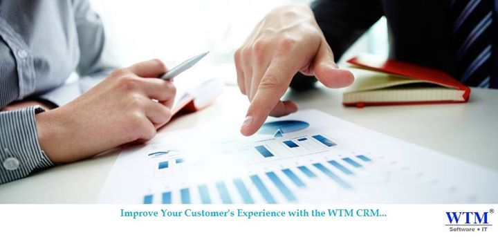 WTM SalesGrow CRM Software for a complete Customer Relationship Management application spanning the various industries including Banking, Insurance and Finance among others.  visit here: http://www.wtmit.com/crm