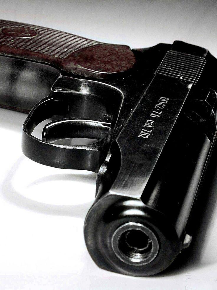 Makarov pistol. Пистолет Макарова ПМ.