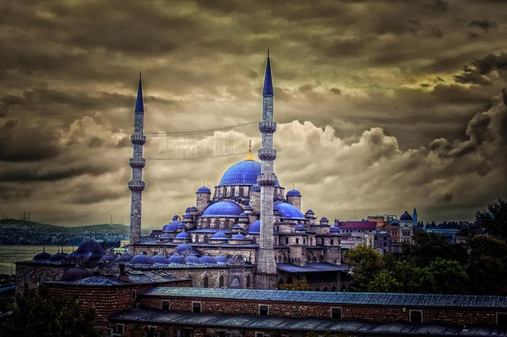 Sultan Ahmed Mosque (Blue Mosque), Instabul, Turkey | lucidpractice.com