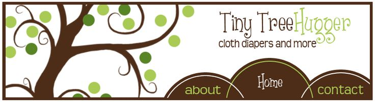 Tiny TreeHugger - cloth diapers and more - Winnipeg and Niverville