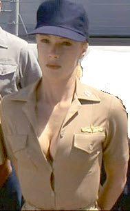 Image result for Lauren Holly uniform