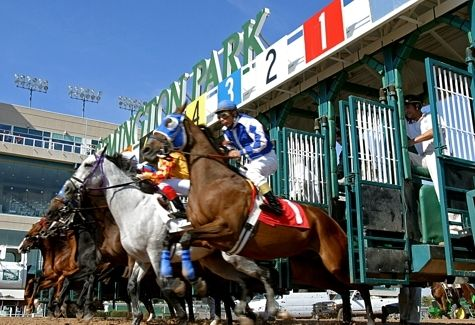 Assiniboia Downs - Horse Racing
