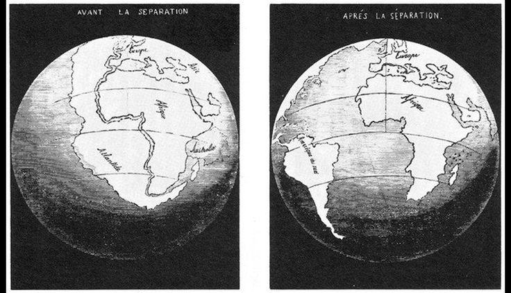 La deriva continental  La teoría de la deriva continental fue propuesta por primera vez en 1500 y afirmaba que los continentes estaban a la deriva uno respecto al otro a través del océano. Más tarde el hecho de que nuestros continentes pasaron por el proceso largo de separación, que duró millones de años, fue explicado con la teoría de las placas tectónicas que se mueven lentamente en el fondo del océano. Sin embargo, la causa del movimiento de estas placas no ha sido revelada hasta la…