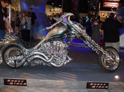Ghost Movie Pictures  GHOST RIDER BIKE See Best Of