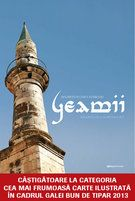 """Albumul igloopatrimoniu """"Geamii. Minarete pe cerul Dobrogei"""" dedicat lăcaşurilor de cult musulmane. https://www.igloo.ro/carti/geamii-minarete/"""