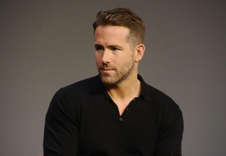 Ryan Reynolds Appearances September 2015   Pictures   POPSUGAR Celebrity