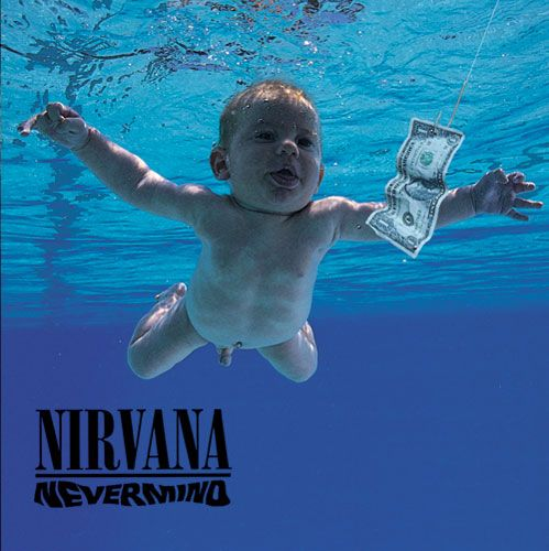 Readers Poll: The Best Album Covers of All Time Pictures - 3. Nirvana, 'Nevermind'   Rolling Stone
