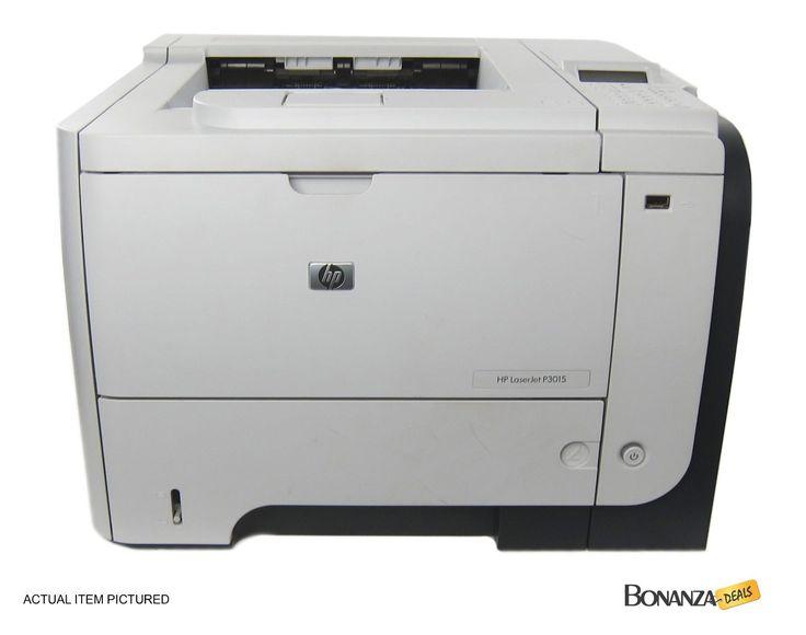 HP LaserJet Enterprise P3015dn (CE528A) Monochrome Laser Printer | 8K Pages