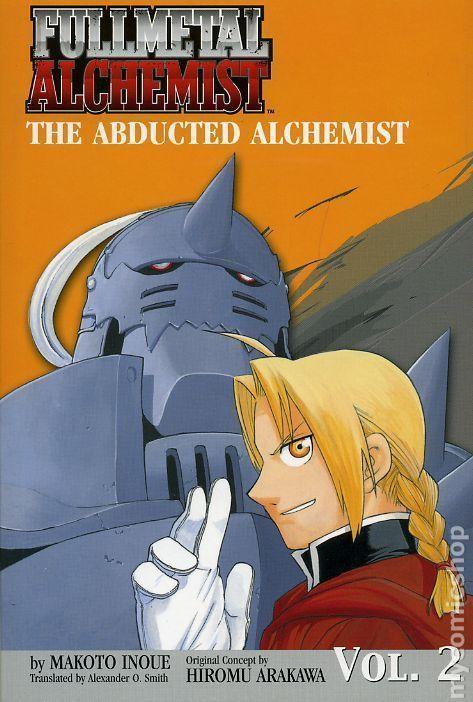 Fullmetal Alchemist SC (2005-2007 Novel Series) #2-1ST VF