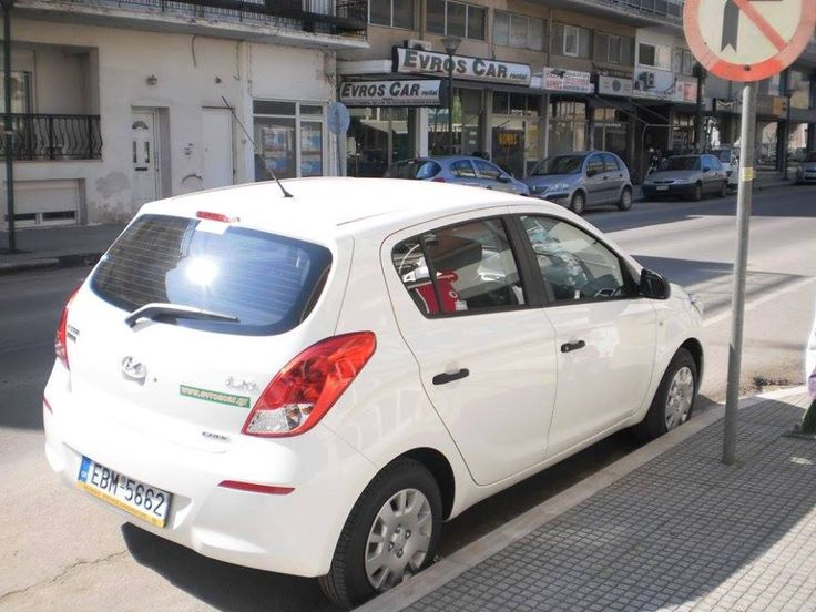 #rentacar #diesel #evroscar #I20 #travel  #αλεξανδρουπολη #ενοικιασειςαυτοκινητων #κομοτηνη #καβαλα