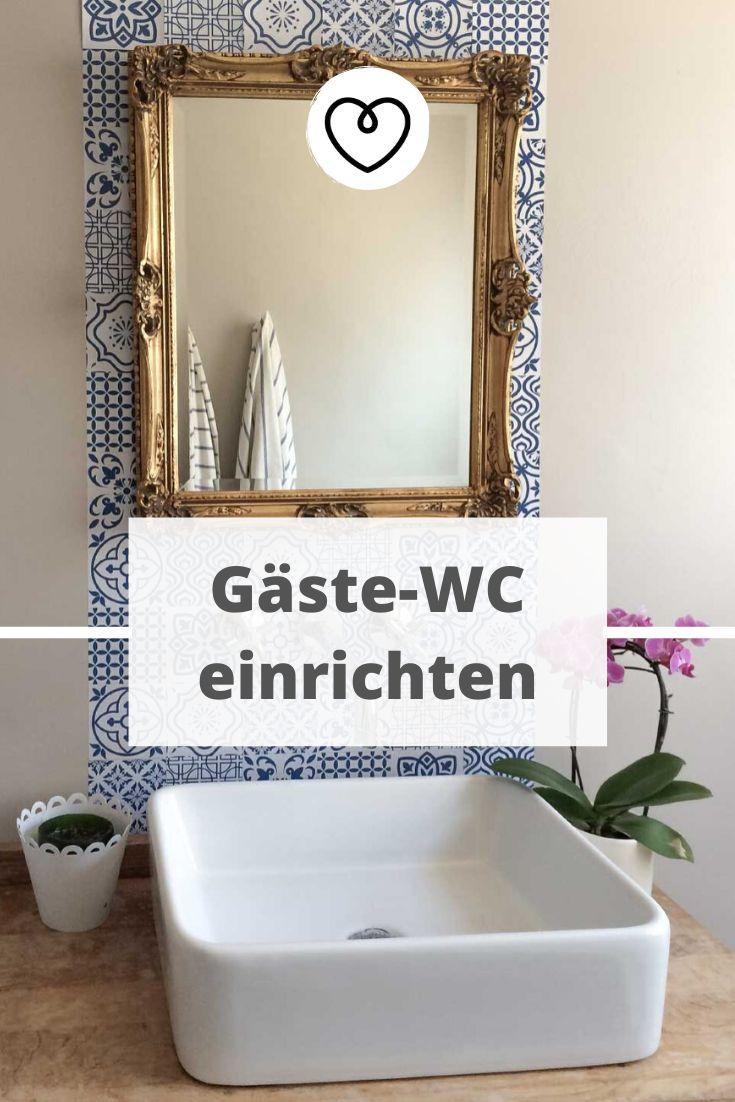 So Kann Man Das Gaste Wc Einrichten Gaste Wc Gaste Wc Modern Wohnklamotte