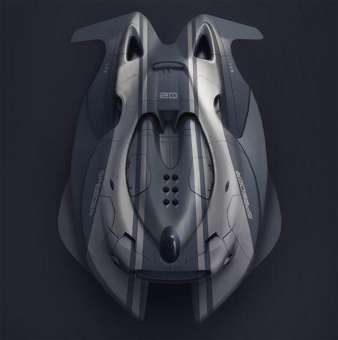 Concept Ships: Concept ships by Encho Enchev [Futuristic Airplanes: futuristicne...
