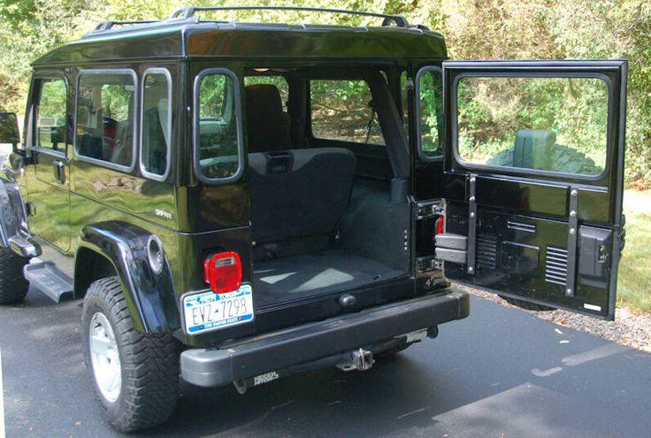 Lj Jeep Hardtop Soft Top Deals At Jeephut Jeep
