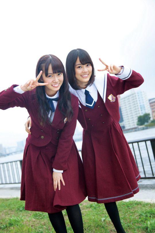 乃木坂46 中元日芽香 生田絵梨花 Nogizaka46 Nakamoto Himeka Ikuta Erika