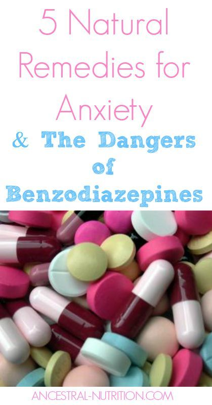 what natural pill can i take for anxiety