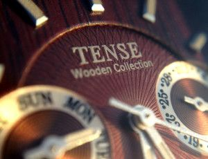 Tense watches - Wood Watches Canada  | The Wooden Watches Guide