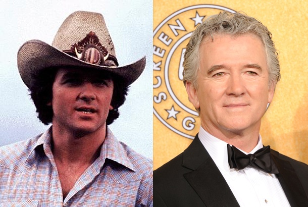 Patrick Duffy Then and, Today and I am his fan since 1982!!--still looks good!