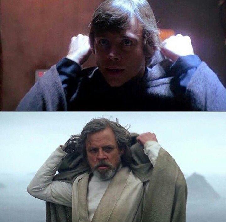 Transformation of luke's
