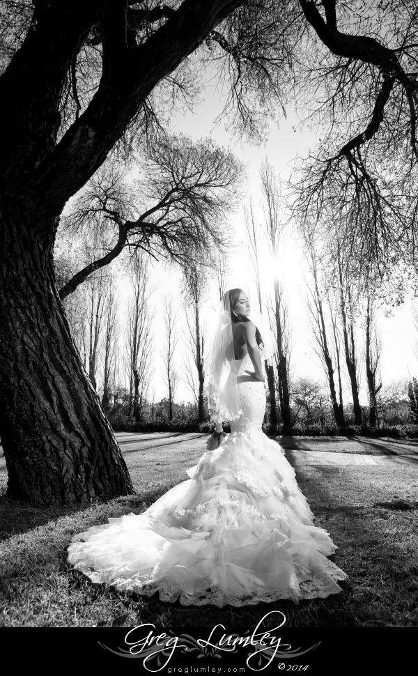 Dramatic and beautiful wedding dresses - Traditional yet modern