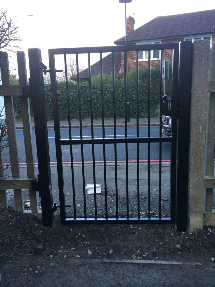 106 Best Security Gates Images On Pinterest Commercial