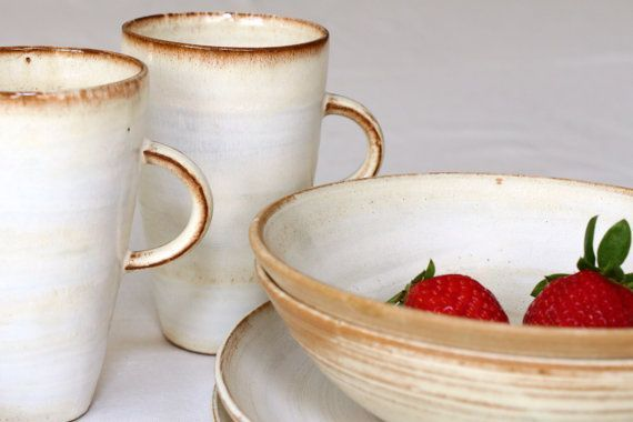 White dinnerware ceramic dinnerware Wedding gifts for