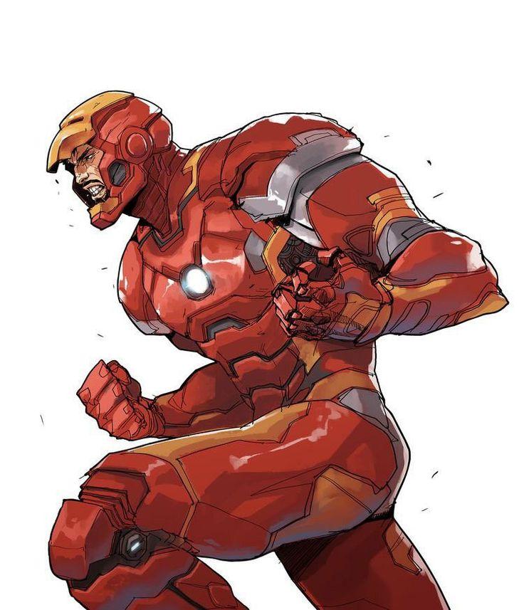 Tony Stark-Iron Man.......