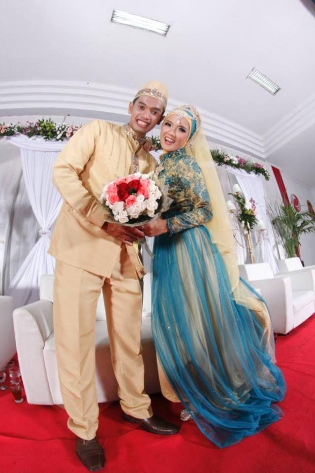 Alhamdulillah ... my wedding -  designed by : kharisma nasionalita abdul (my sister)