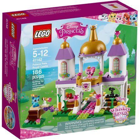 Disney Princess Palace Pets Royal Castle, 41142 by LEGO