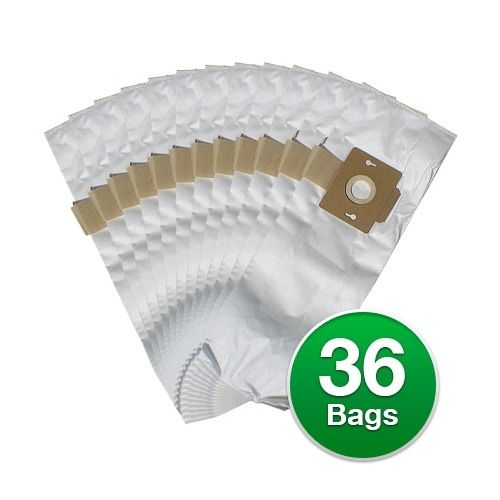 Replacement Vacuum Bag for Simplicity Household S10E Model 6pk-Hepa Type 6 Bags/pk
