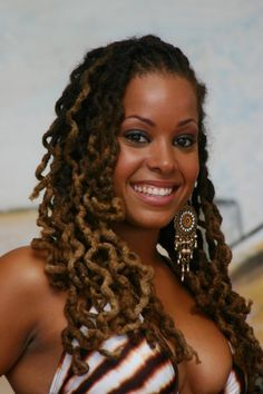 Hairstyles For Dreads bodacious faux hawk Curly Locs