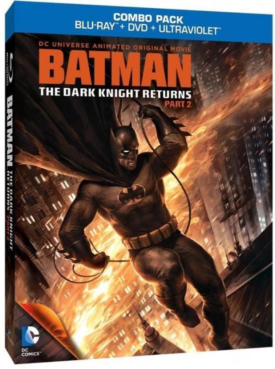 Batman The Dark Knight Returns Part 2 Now Available For Digital Download Batman El Caballero De La Noche Batman El Regreso Del Caballero Oscuro El Regreso Del Caballero Oscuro
