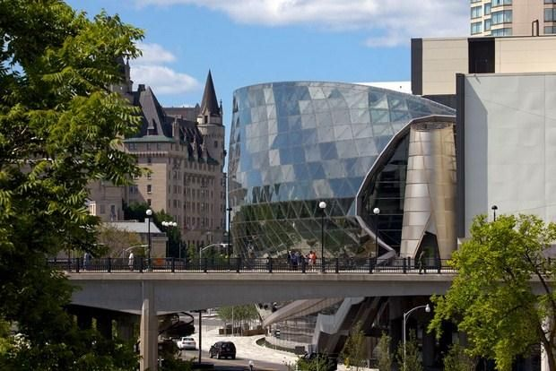 novum structures - Ottawa