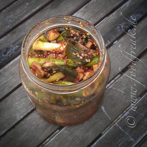 Lauchzwiebel-Kimchi | Foodfreak