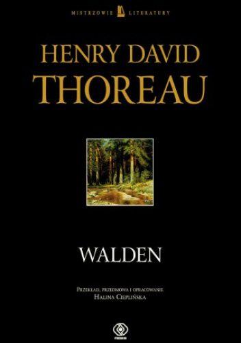 Okładka książki Walden, czyli życie w lesie