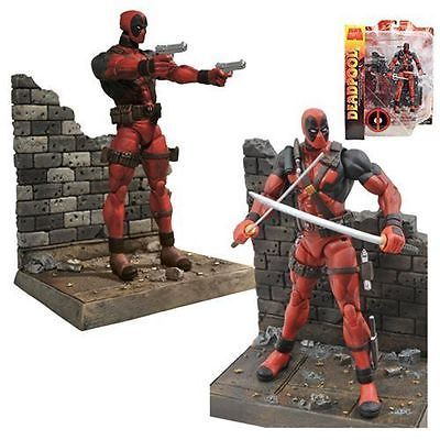 Marvel #select deadpool #action figure collectors #edition ,  View more on the LINK: http://www.zeppy.io/product/gb/2/122299407638/