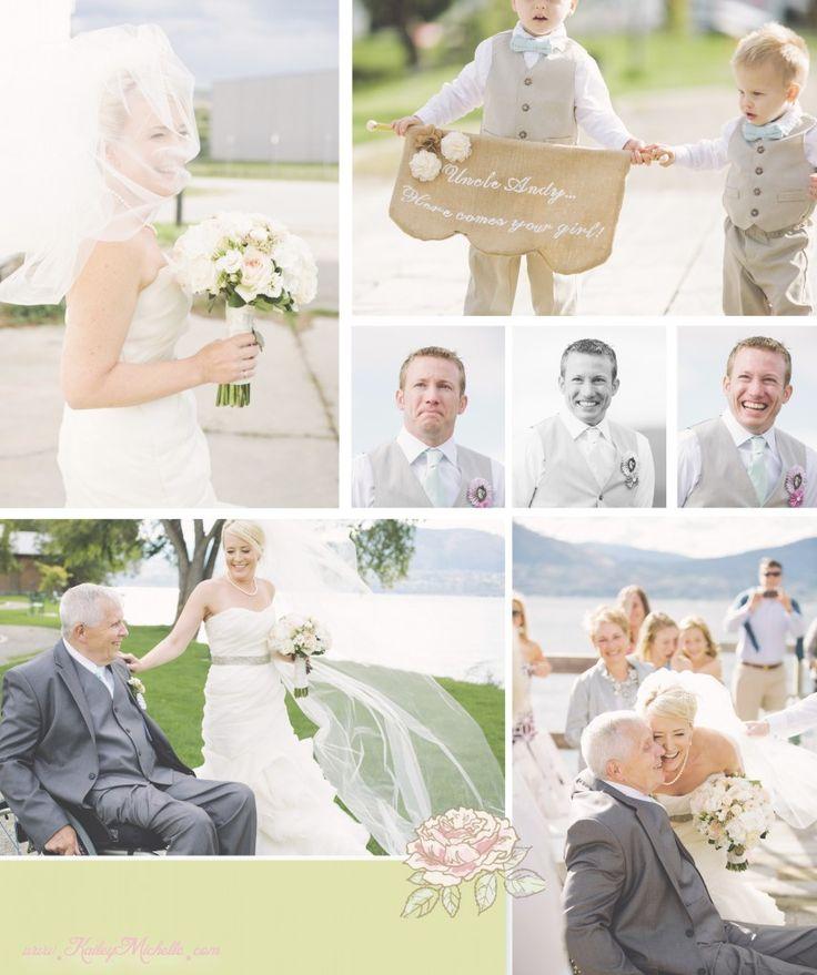 Destination Okanagan Wedding | Whimsical DIY wedding on the lake  #vancouver #okanagan #kelowna #naramata #weddingplanner #oceanfront #lakeside #wedding #weddings #marriage #love #truelove  #firstkiss #ceremony #kiss #hug #family #friendship #fatherdaughter  #dad #daughter #bouquet #bride #bridalgown #downtheaisle #ringbearer #groom #veil