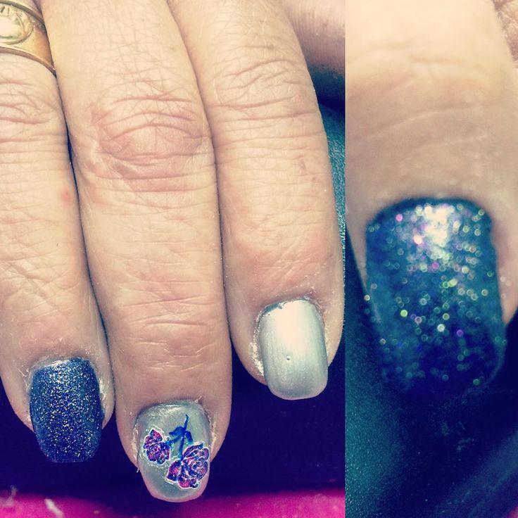 Uñas Acrigel , con esmaltado simple #nailsart #javianabeauty #uñasdecoradas #uñasacrigel #uñasbellas #nailsinstagram
