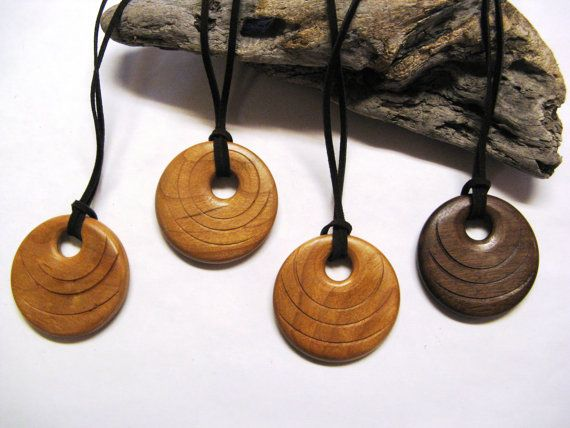 Hey, I found this really awesome Etsy listing at https://www.etsy.com/listing/121798380/hand-wood-turned-round-circle-pendant