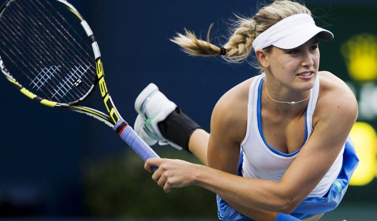 Odds Have Eugenie Bouchard as a WTA Favorite for 2015 | Sports ...