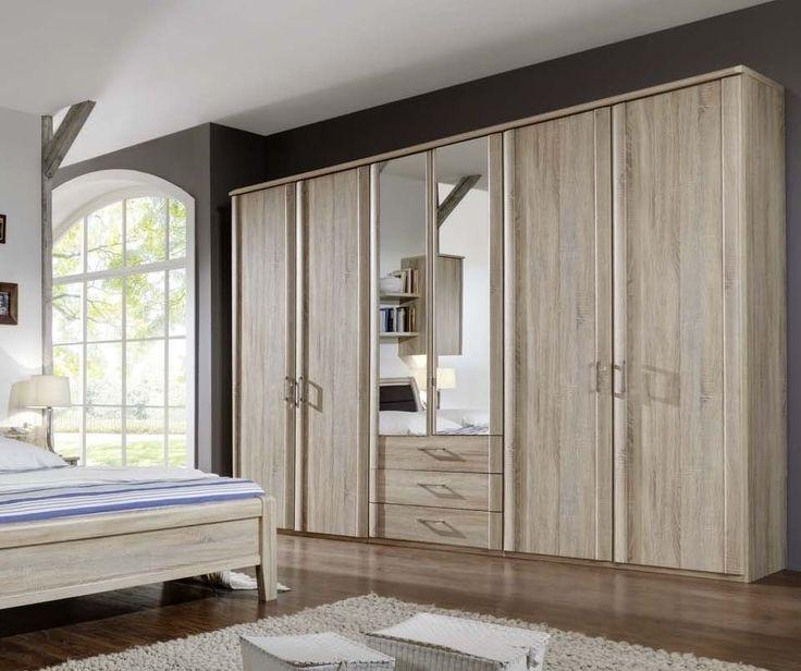 Wiemann Luxor 3+4 Wardrobe #wardrobe #luxorwardrobe