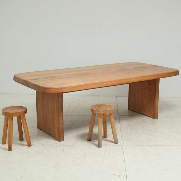 Large Modern Dining Room Tables: 1000+ Images About Pierre CHAPO On Pinterest