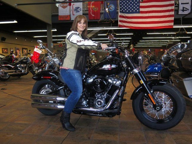 Amid sales drop, Harley-Davidson wants to teach more to ride