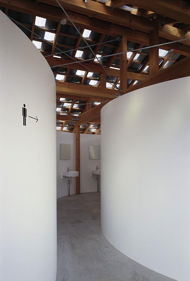 おおきな曲面のある小屋 « Tato Architects – タトアーキテクツ / 島田陽建築設計事務所
