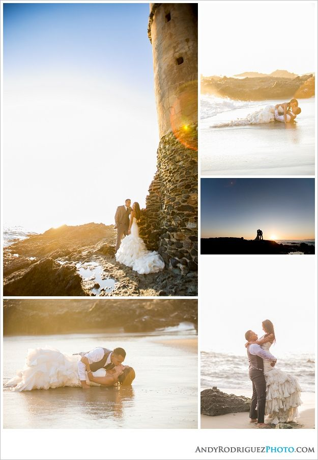 Trash The Dress - Laguna Beach
