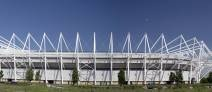 The Liberty Stadium - Home to Swansea City FC and The Ospreys RFC